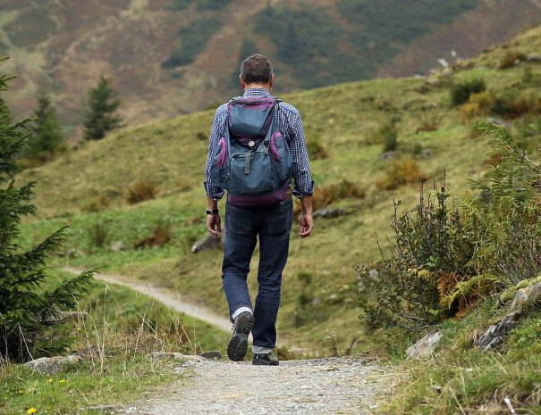walking self-catering holidays in Scotland