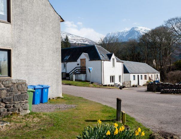 Torlundy Farmhouse offers self-catering accommodation in Fort William